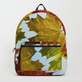 Autumn Leaf Brite Backpack