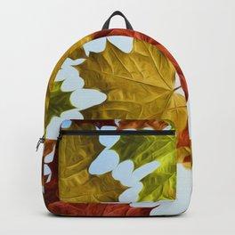 Autumn Leaf Brite Backpack