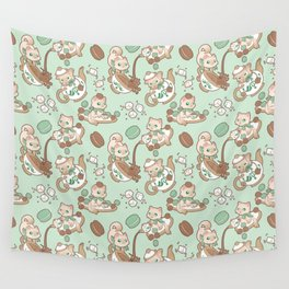 Kittea Time Wall Tapestry