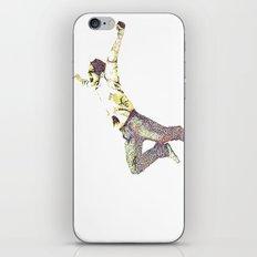young man falling iPhone & iPod Skin