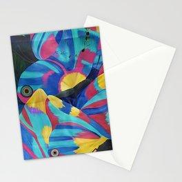 Butterfly Fish Birds Stationery Cards