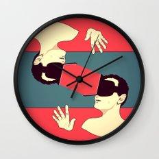 The Rift Wall Clock