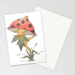 Fungi Faerie 2 Stationery Cards