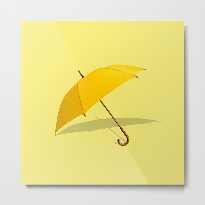 HIMYM - The Yellow Umbrella Metal Print