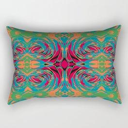 baroque pop Rectangular Pillow