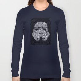 Storm and radiation Long Sleeve T-shirt