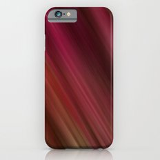 Fresh Rhubarb Slim Case iPhone 6s