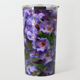 Buddleia davidii 'Empire Blue' Travel Mug