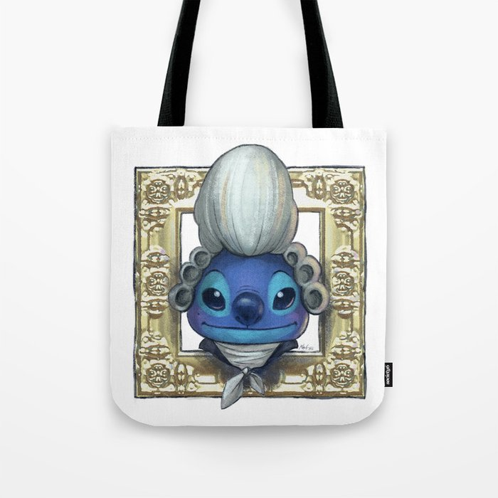 Stitch from 18th century -  fanart Tote Bag