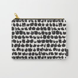 Bunch of tulips Carry-All Pouch