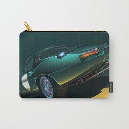 1963 Jaguar E-TYPE Lightweight Carry-All Pouch
