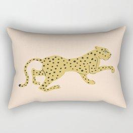le guépard Rectangular Pillow