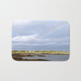 Connemara Coast #3 Bath Mat