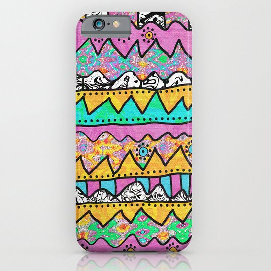 Whimsy Be Free iPhone & iPod Case