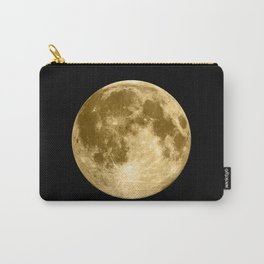 Golden Moonage Carry-All Pouch