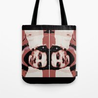 spaceman Tote Bags featuring Spaceman by ACUN
