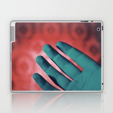 Neon Hands Laptop & iPad Skin