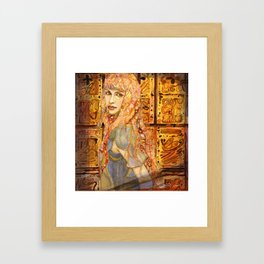In the Soft Twilight Framed Art Print