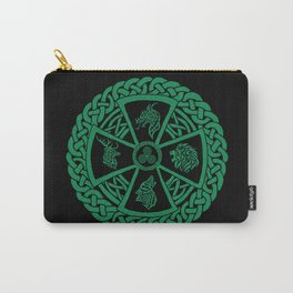 Celtic Nature 2 Carry-All Pouch