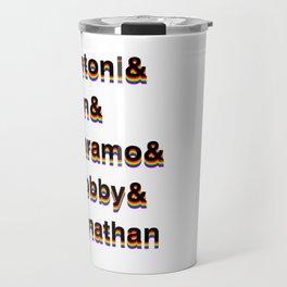 Queer Eye Pride Travel Mug
