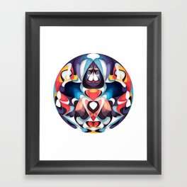 Really Framed Art Print