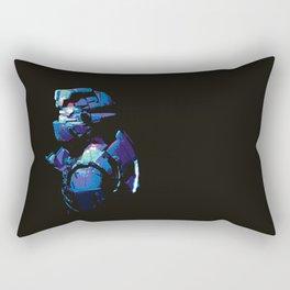 Dead Space: Splatter Isaac Rectangular Pillow