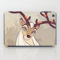 legolas iPad Cases featuring Elven Deer by rdjpwns