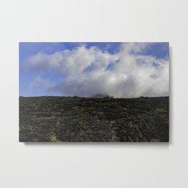 Clouds over Lanzarote Metal Print