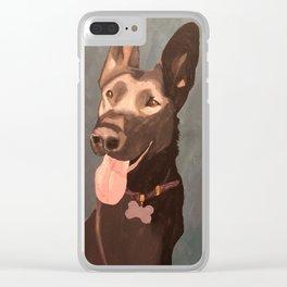 Stella Clear iPhone Case