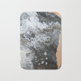 Marble & Copper 2 Bath Mat