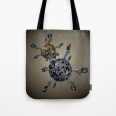Gear Balls Tote Bag