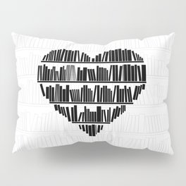 Book Lover II Pillow Sham