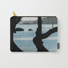 Through the Branches. Carry-All Pouch