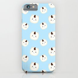 Goblin Pattern iPhone Case