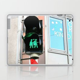 Love Is Strong Laptop & iPad Skin