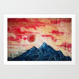 Apex Art Print