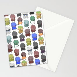 NZ Birdz Stationery Cards