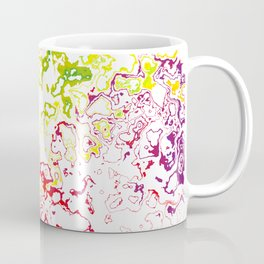 Rainbow Spurt 01 Coffee Mug