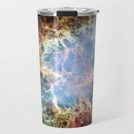 The Crab Nebula Travel Mug