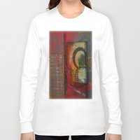 oriental Long Sleeve T-shirts featuring Oriental Projecting  by John Hansen