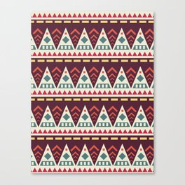 Ruby Wildfire Canvas Print