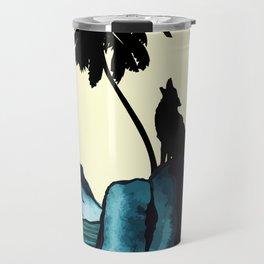 Wolf Bay Travel Mug