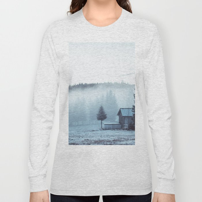 Foggy Memories Long Sleeve T-shirt