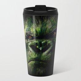 Watermelokong Metal Travel Mug