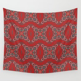 Line design 1a Wall Tapestry