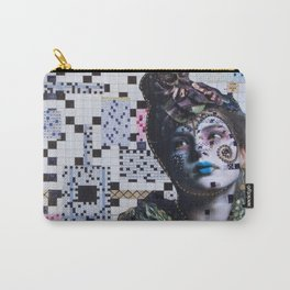 Crosswords Carry-All Pouch