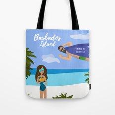 Barbados Trip Tote Bag