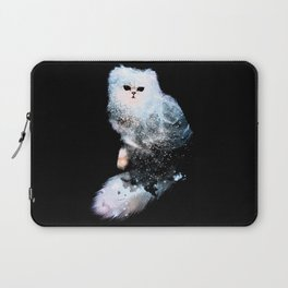 Celestial Cats - The Persian and the Ashes of the First Stars Laptop Sleeve