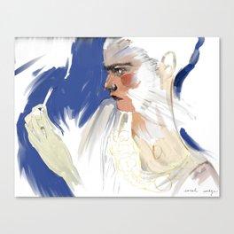 Tweeze Canvas Print