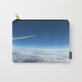 Paint me Blue Carry-All Pouch